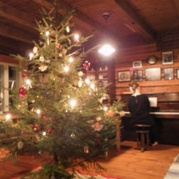 Ilomantsilainen joulutupa