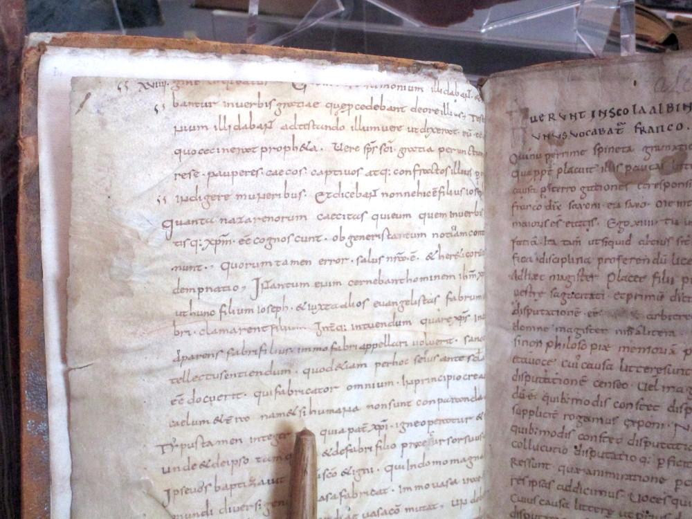 Bède le Vénérable,  Commentaire sur les épîtres de Saint Paul. 900-luku.