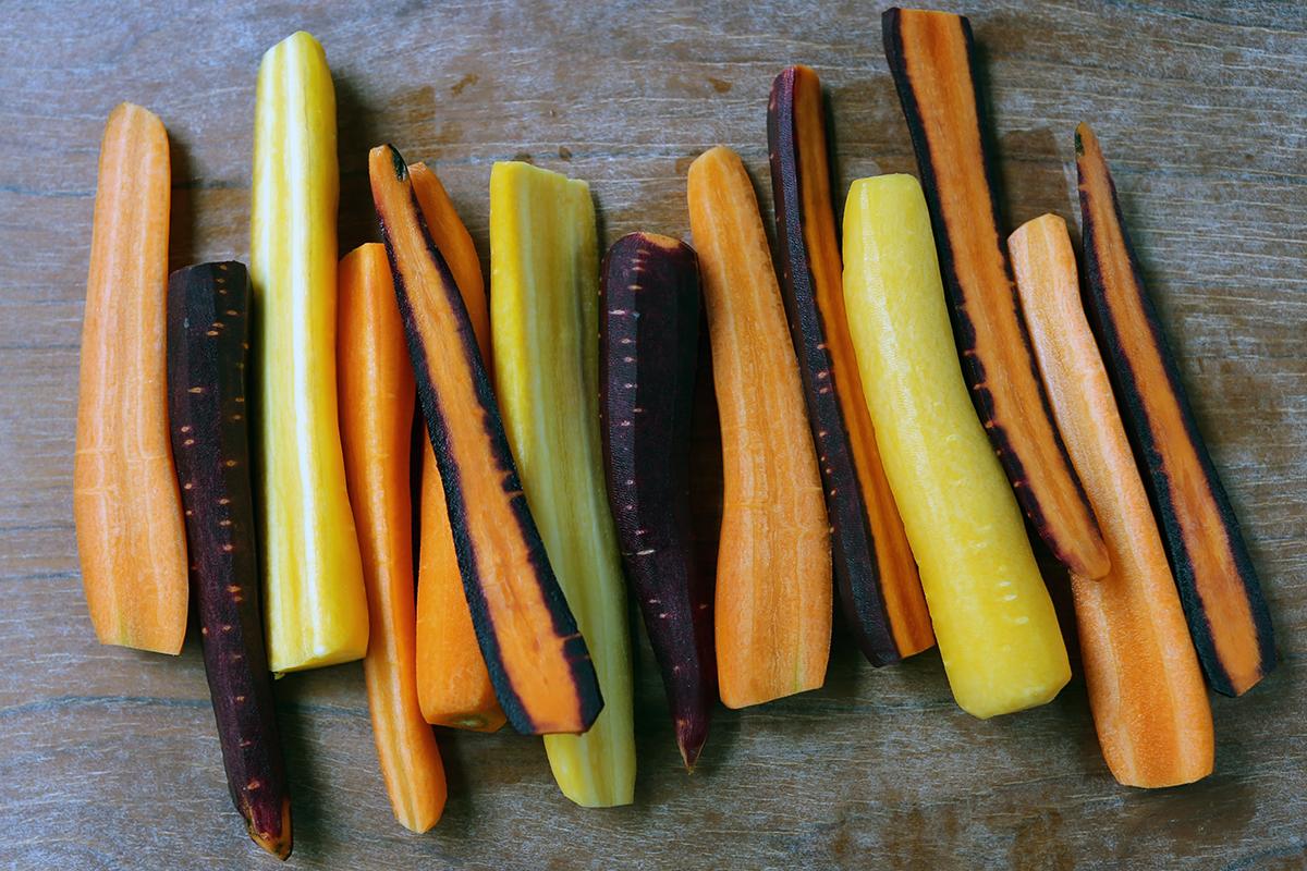 Violetti Porkkana